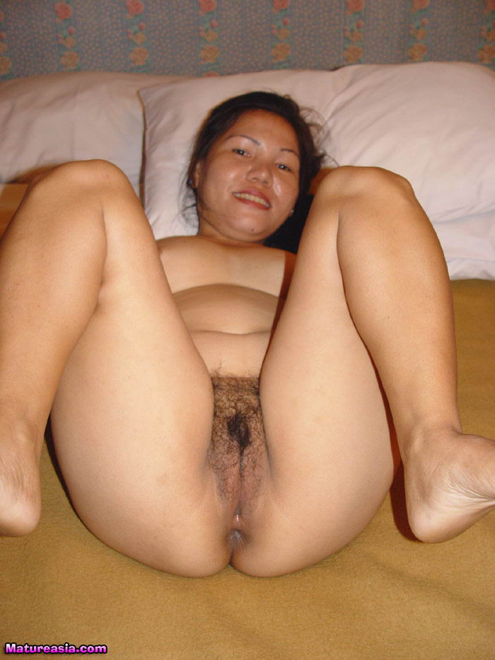 Asian wife blonde