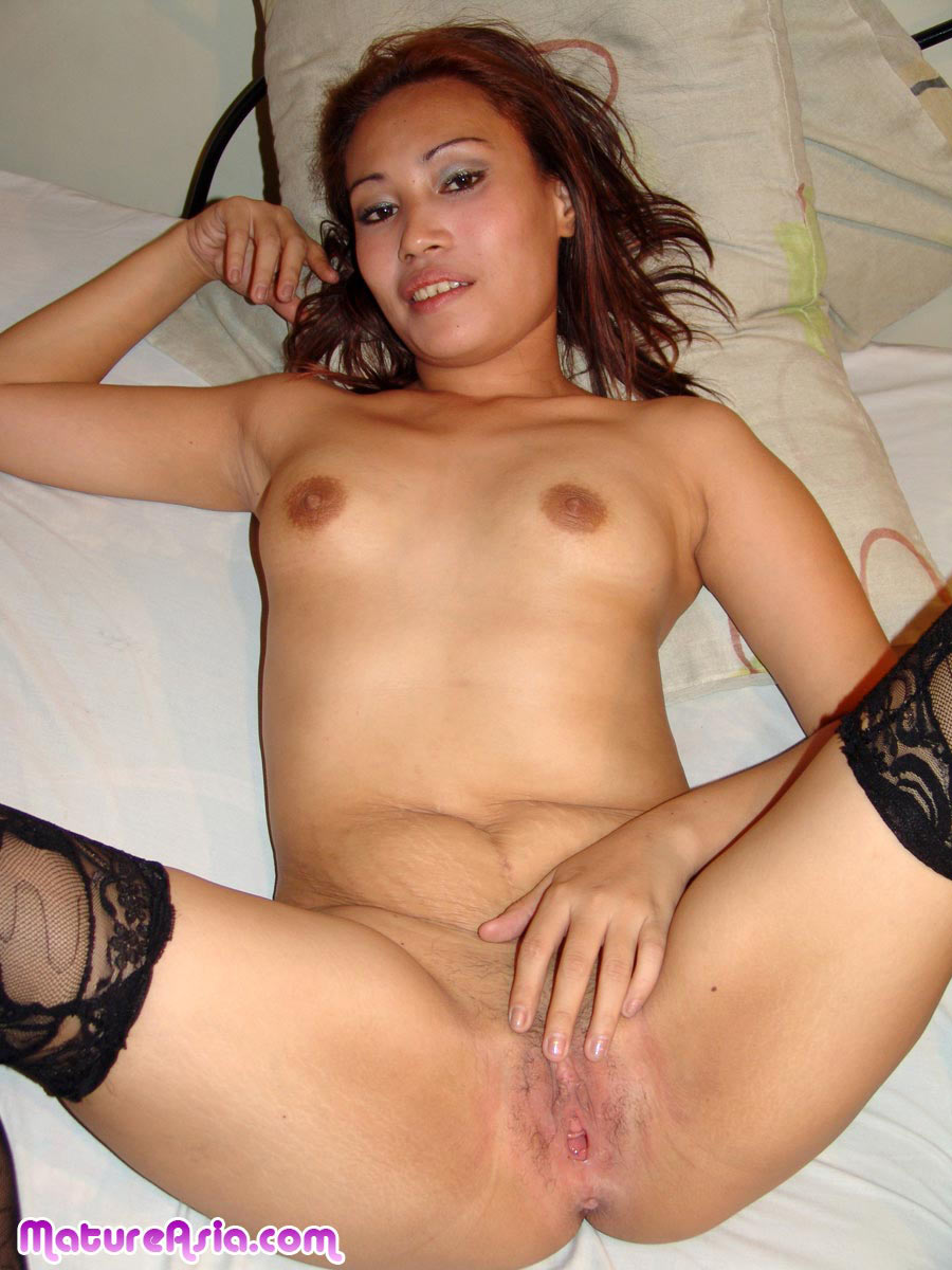 Adult asian mature