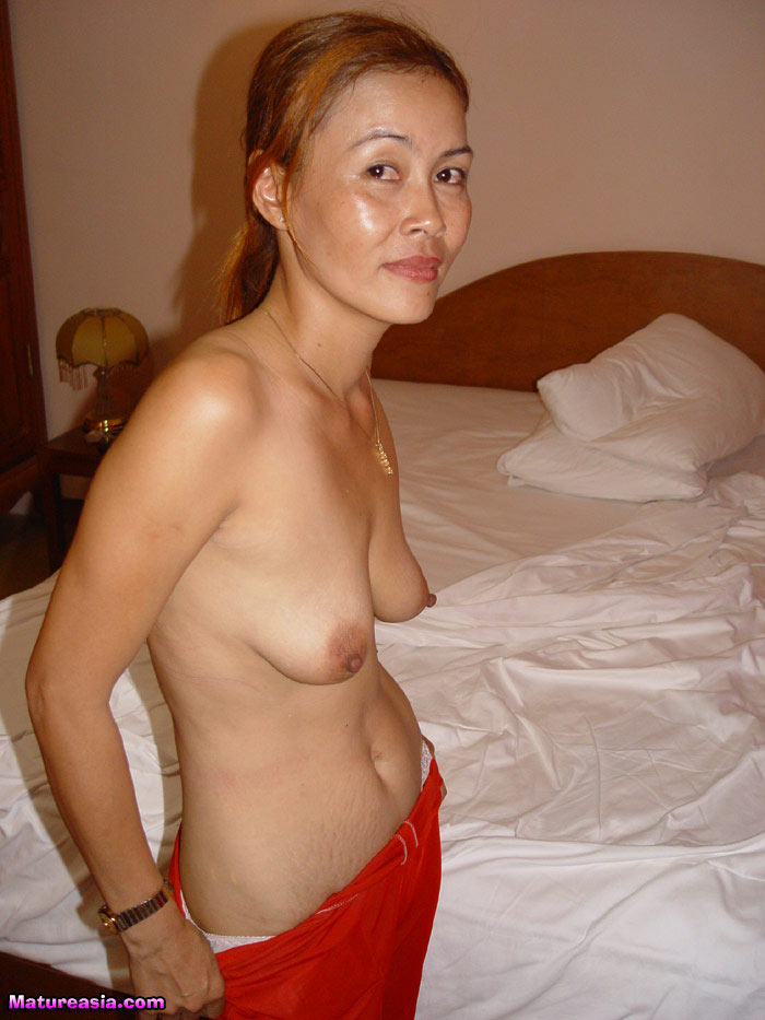 Variant does Sexy mature asian milf
