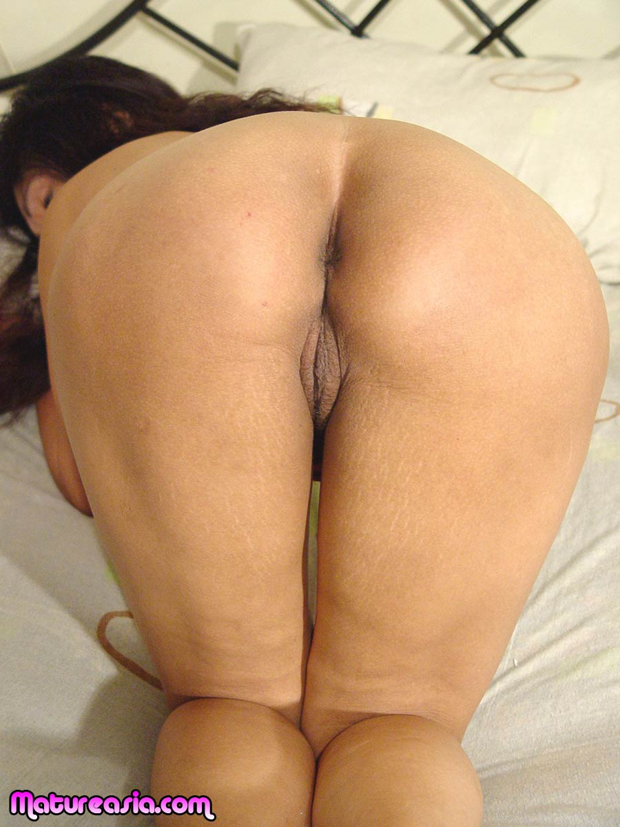 Asians big ass