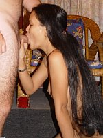Asian Ret open pussy mus be damoney