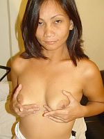 Sexy Asian milf toyiing and fucking