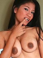Wild breasted filipina amateur nude