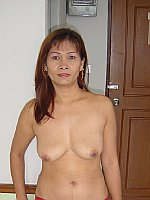Yei Mature Asian cougar pussey open