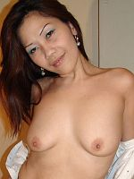 Horny Asian MILF will fuck for cash