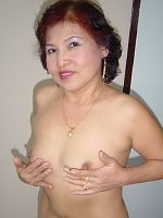 Abeen asian granny anal toy fucking